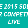The 2015 SDLFF POSTER COMPETITION IS LIVE!