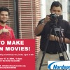 FREE MOVIEMAKING WORKSHOPS FOR TEENS in Escondido (Sept 13 & 20)