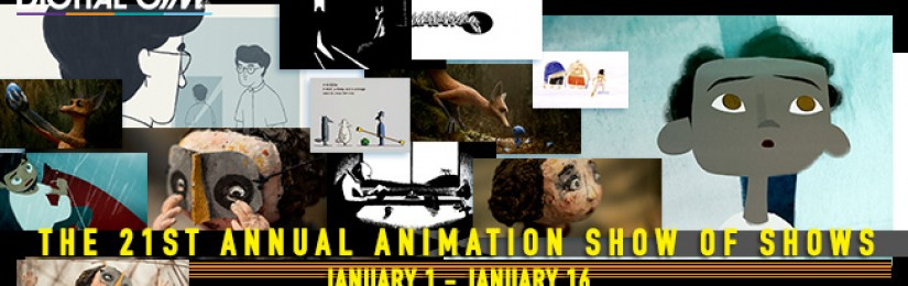 The 21st Animation Show of Shows (January 10 – January 16)