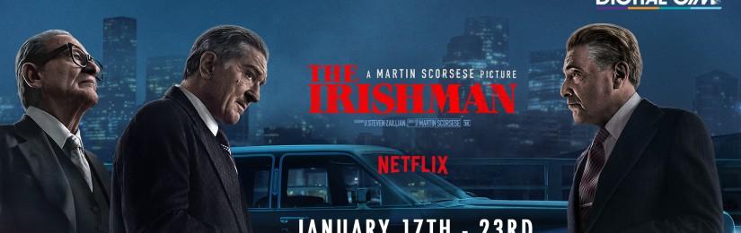 For Your Consideration: The Irishman (January 17 – January 23)