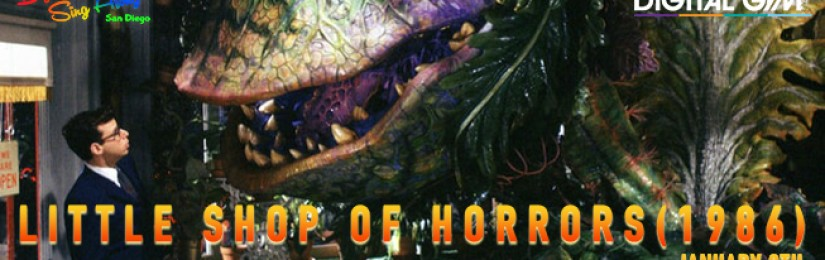 Big Gay Sing-A-Long Presents: Little Shop of Horrors (January 8)