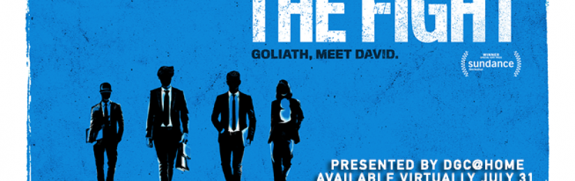 DGC@Home: The ACLU Goes to Battle in THE FIGHT (Available Virtually July 31)