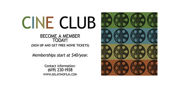 CINE CLUB Member Perks & Benefits. Sign-up Today!