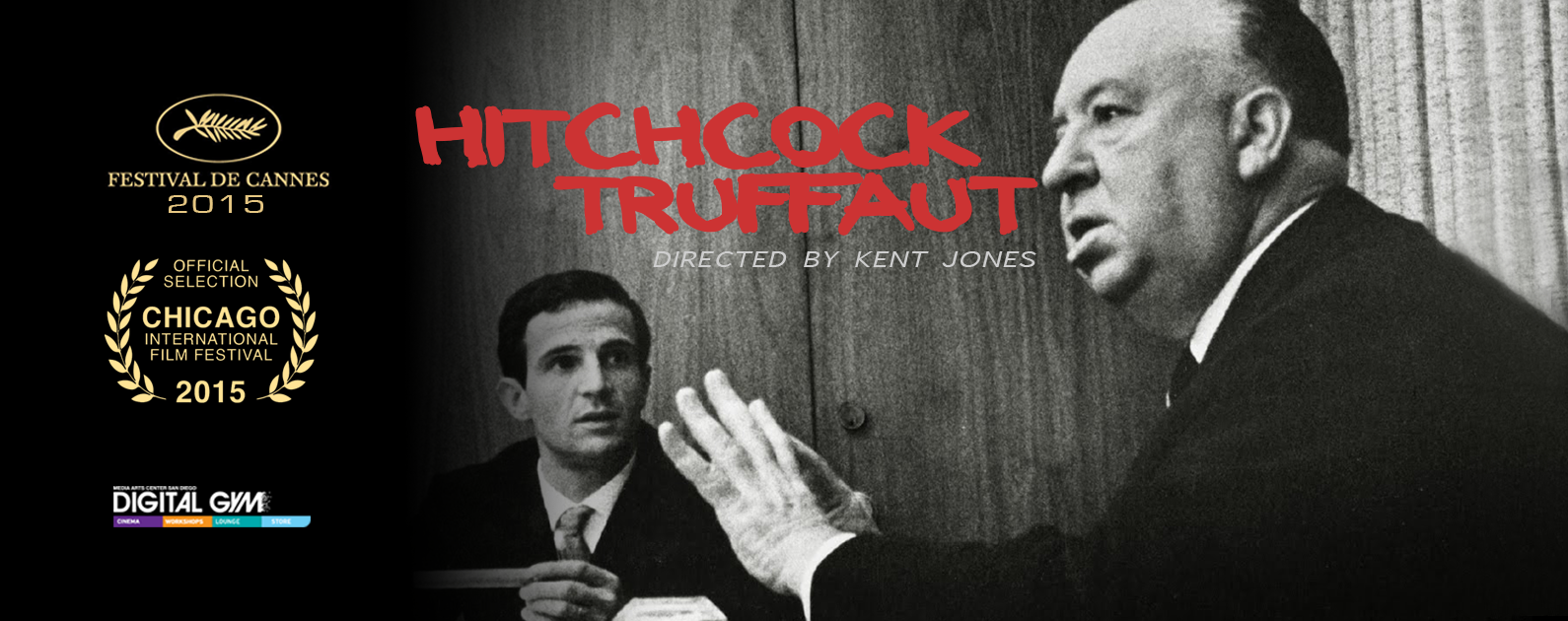 Acclaimed Hitchcock/Truffaut Doc Returns to SD (Dec 26 – 31)