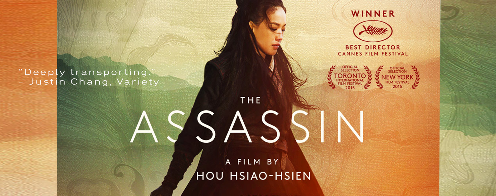 New Showtimes Added! Taiwan's Acclaimed Thriller,The Assassin, Now Playing Until January 14th