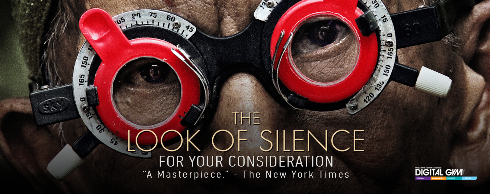 Award-winning Doc, The Look of Silence, Now Playing (Jan 2-7)