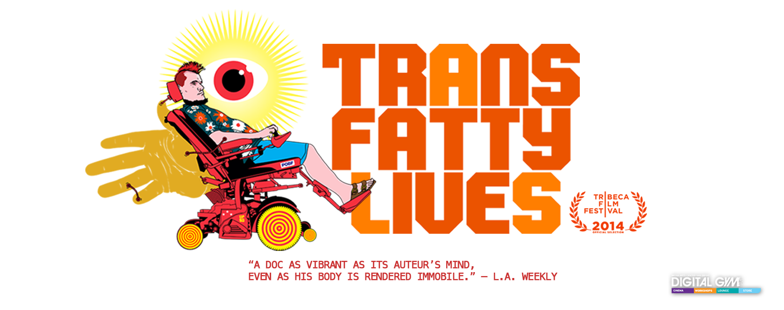Acclaimed ALS Movie, TransFatty Lives, Now Playing in San Diego (Jan 8-14)