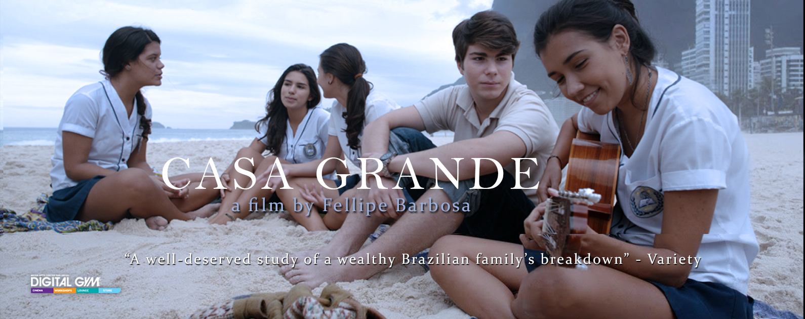 Brazil's Acclaimed Drama, Casa Grande, Returns to San Diego (April 22 – 28)