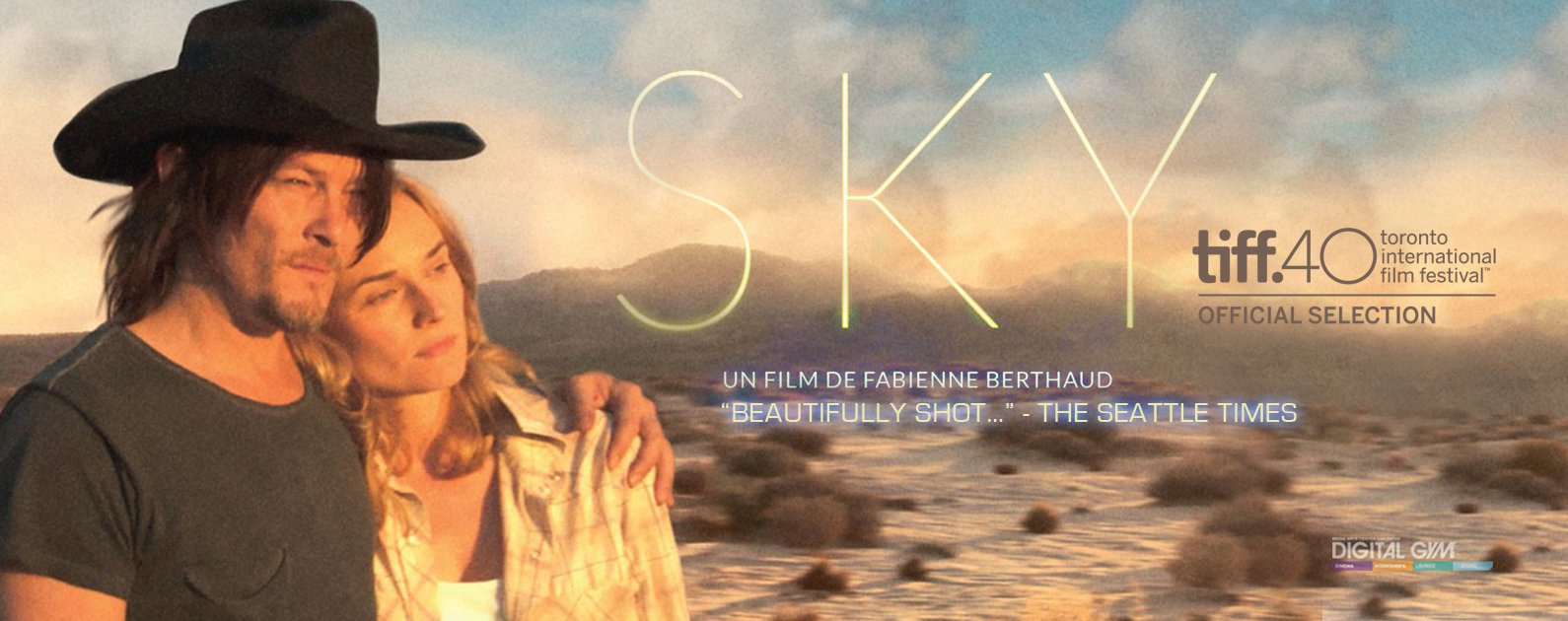 IFC Films' French American Road Trip Movie, SKY, Now Playing (April 29 – May 5)