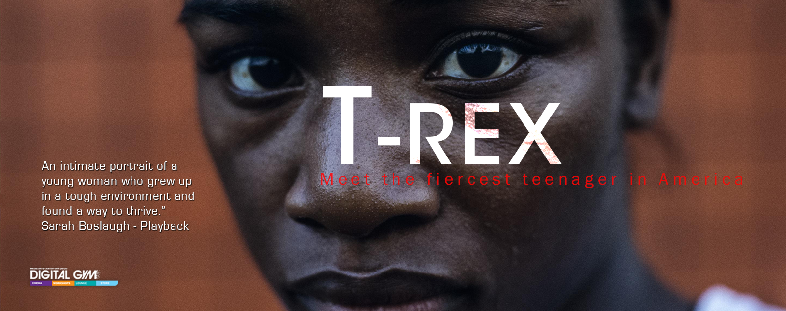 T-REX: The Story of Claressa Shields The First Women To Win Gold Medal in Boxing (May 20 – 26)