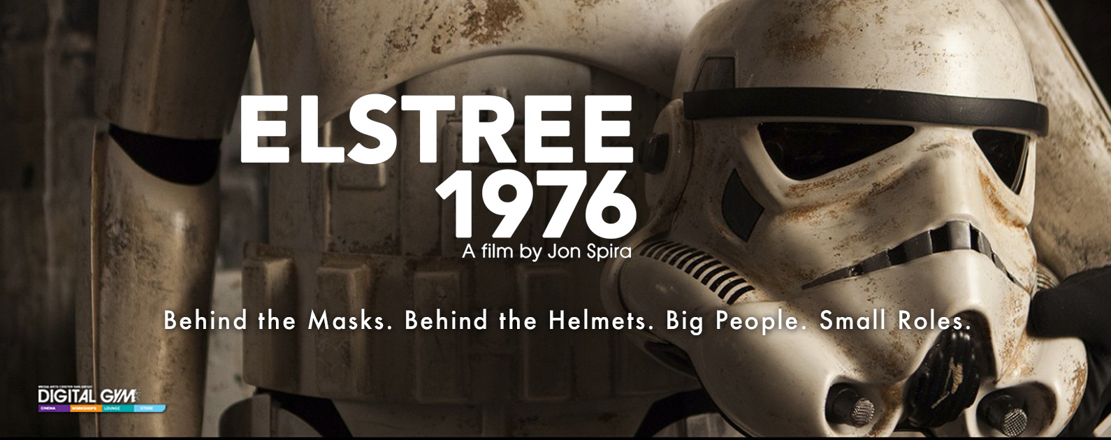 Star Wars Doc, Elstree 1976, Now Showing in San Diego (June 3-5, 7-9)