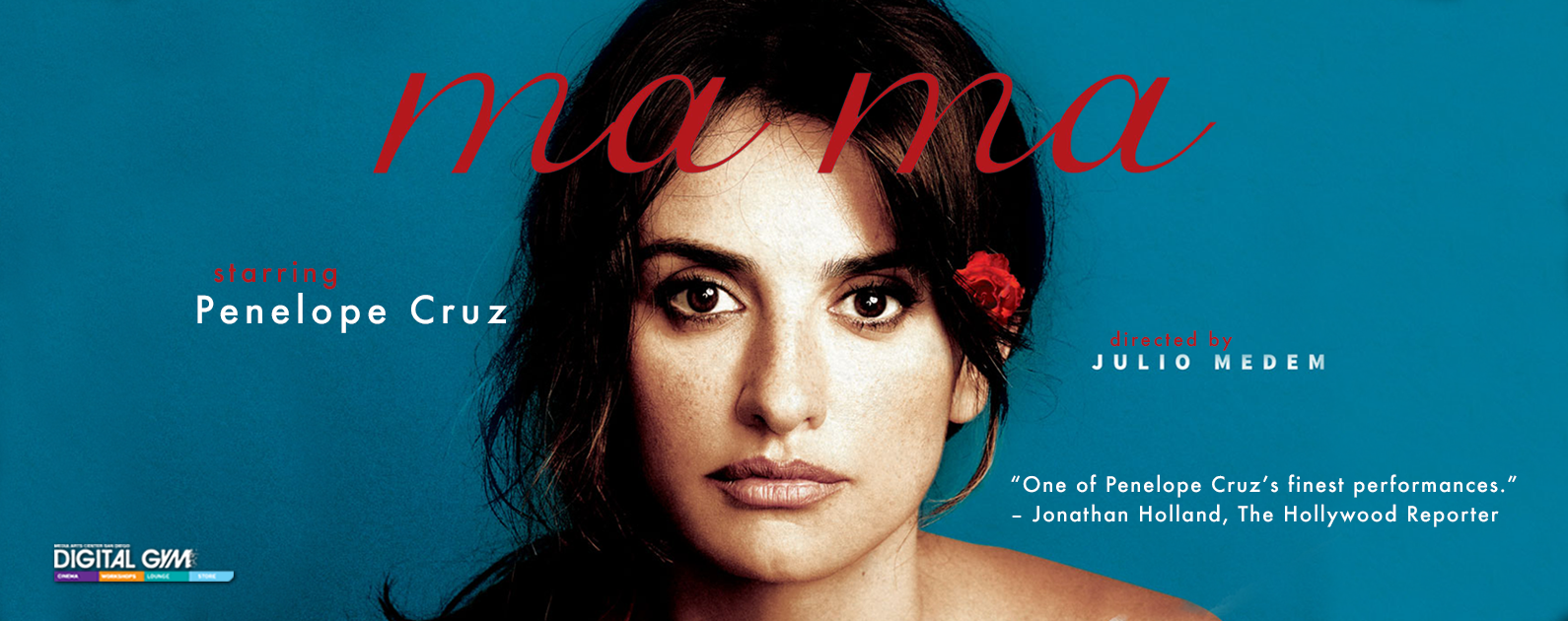 "Penelope Cruz's glorious return to the big screen! ""ma ma"" (June 3-9)"