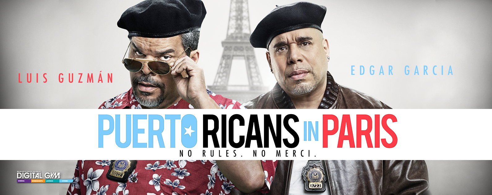 Luis Guzman in Comedy, Puerto Ricans in Paris, Returns to San Diego (June 17 – 23)