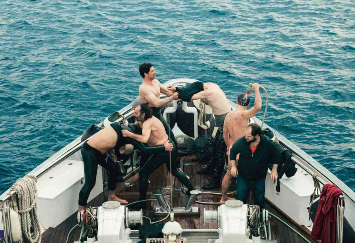 Let the games begin! Greek comedy CHEVALIER sets sail at the Digital Gym (June 24-30)