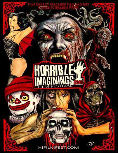 Horrible Imaginings Film Festival Encore Screenings at the Digital Gym Cinema! (September 13, 14, 15)