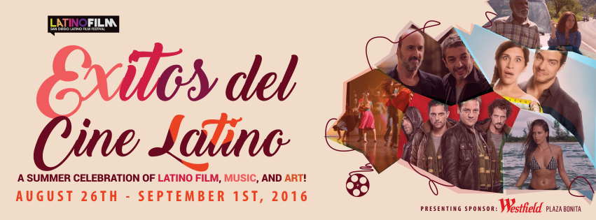 EXITOS DEL CINE LATINO FILM FESTIVAL COMES TO SOUTH BAY!