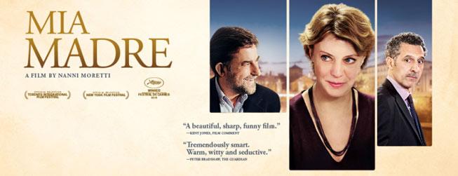 Italy's Mia Madre (September 9 – September 15)
