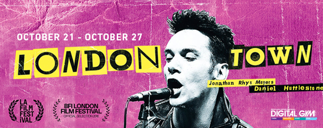 The Clash Inspired Drama, London Town, Now Playing (October 21-27)