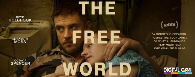 Elizabeth Moss in Sundance Drama, The Free World, Now Playing (Oct 28-Nov3)