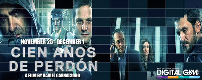 "Spanish bank heist thriller – ""Cien Años de Perdon"" (November 25 – December 1)"
