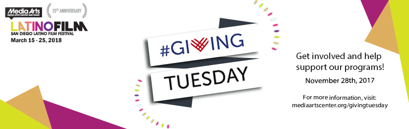 SDLFF Giving Tuesday 2018