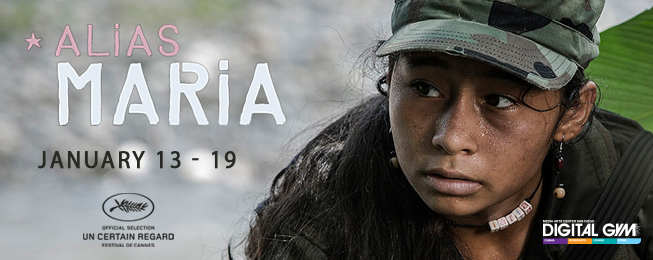 "For Your Consideration: ""ALIAS MARIA"" – Colombia's official entry to the 89th Academy Awards (January 13th – 19th)"