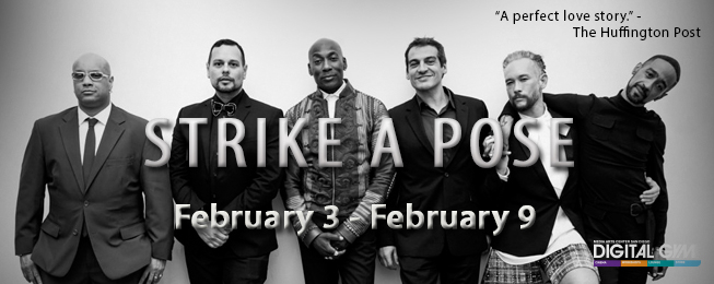 "FilmOut Presents: ""STRIKE A POSE"" (February 3rd – 9th)"