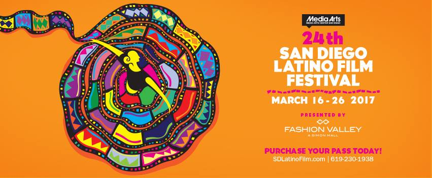 The 24th San Diego Latino Film Festival (March 16 – 26)