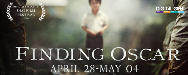 Guatemala's FINDING OSCAR Now Playing in San Diego!
