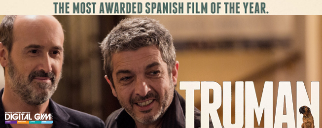 """Truman"" starring Ricardo Darín, and Javier Cámara (April 21 – May 4)"