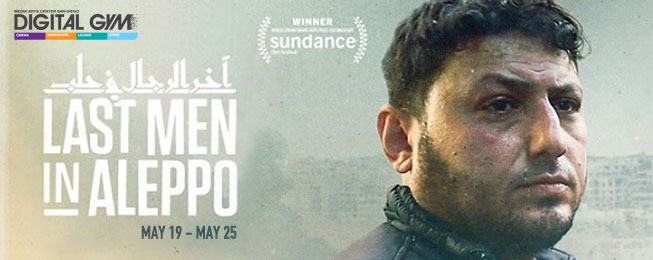 """Last Men in Aleppo"" – winner of the Grand Jury Documentary prize at Sundance (May 19 – May 25)"