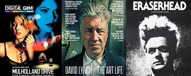 THE AUTEURS: David Lynch (May 5- May 11)