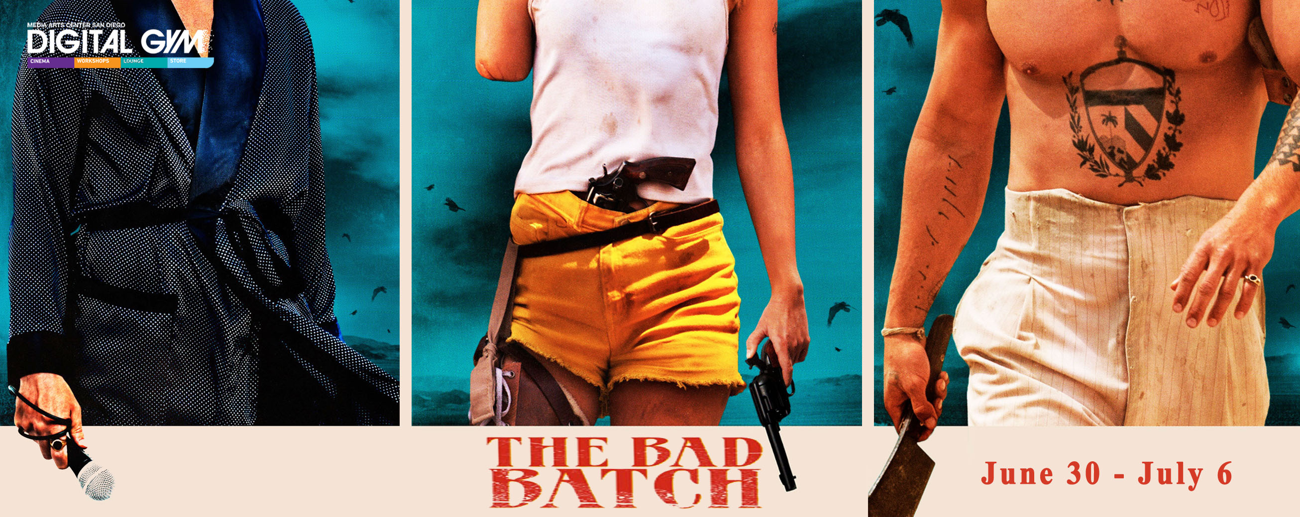 Keanu Reeves in Exhilarating Thriller, The Bad Batch, Now Playing (June 30 – July 6)