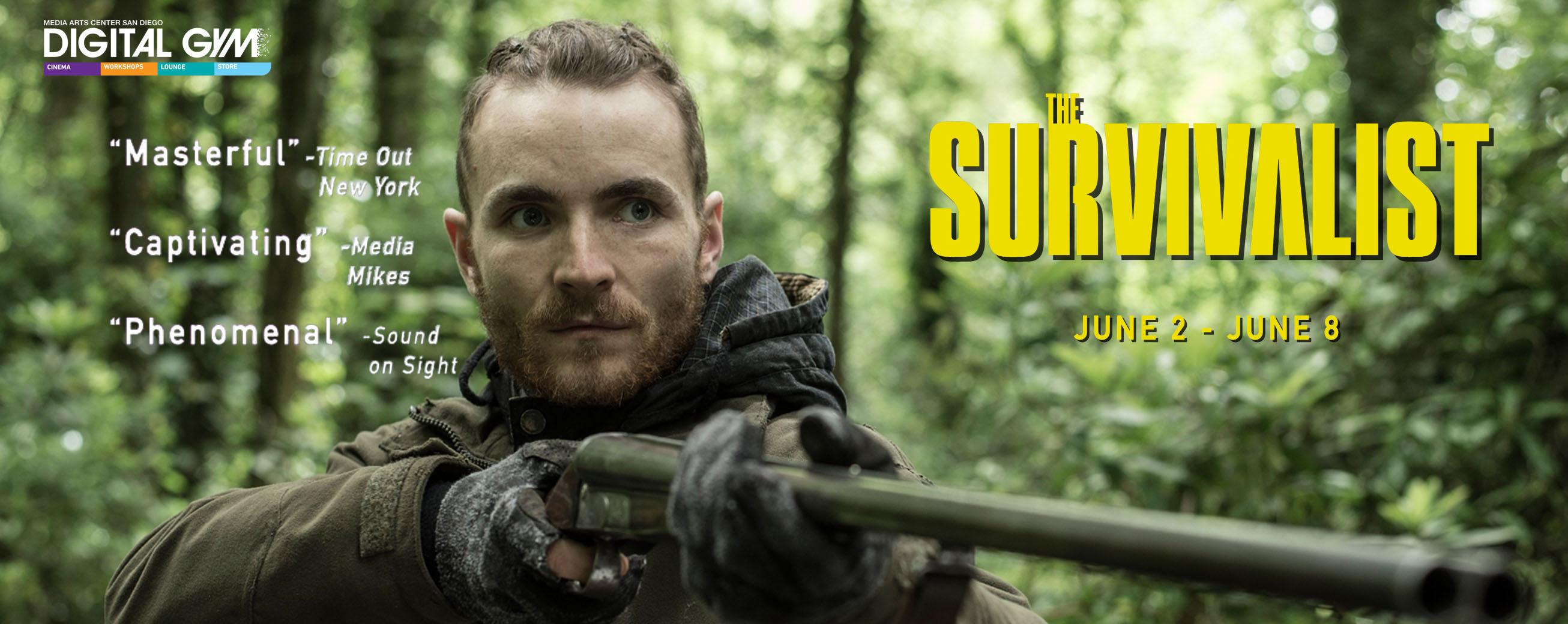 "Post-apocalyptic drama ""The Survivalist"" (June 2 – June 8)"
