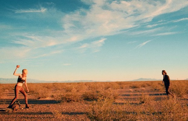 """Zombie Horror """"It Stains the Sands Red"""" (July 28 – August 3)"""