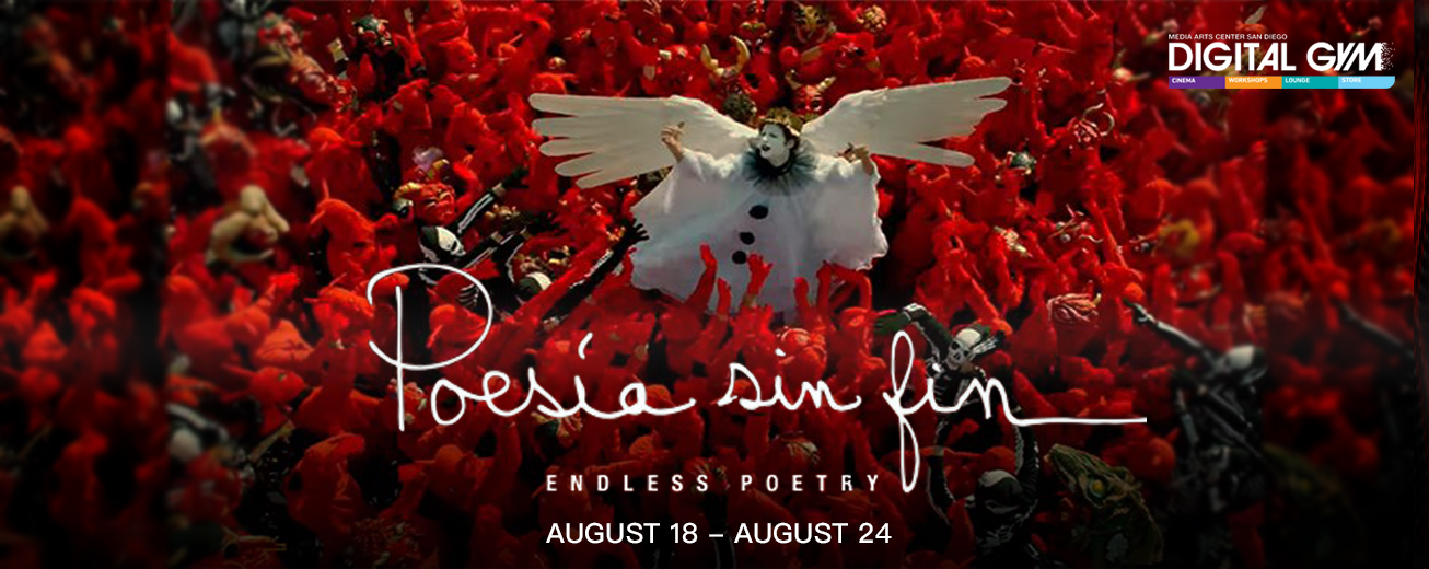 "Alejandro Jodorowsky's ""Poesía Sin Fin (Endless Poetry)"" (August 18 – August 24)"
