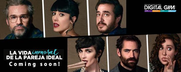 """Cecilia Suarez in """"La Vida Inmoral de la Pareja Ideal"""" (Aug 25 – Sept 7)"""