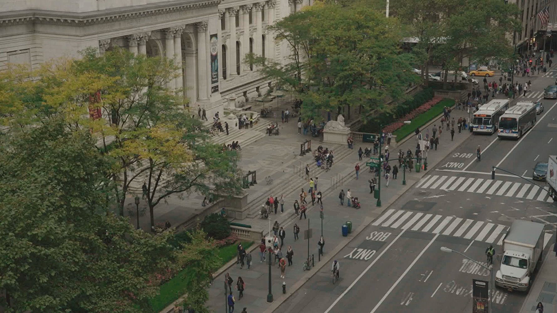 Ex Libris: The New York Public Library – new documentary from legendary filmmaker Frederick Wiseman (September 29 – October 5)