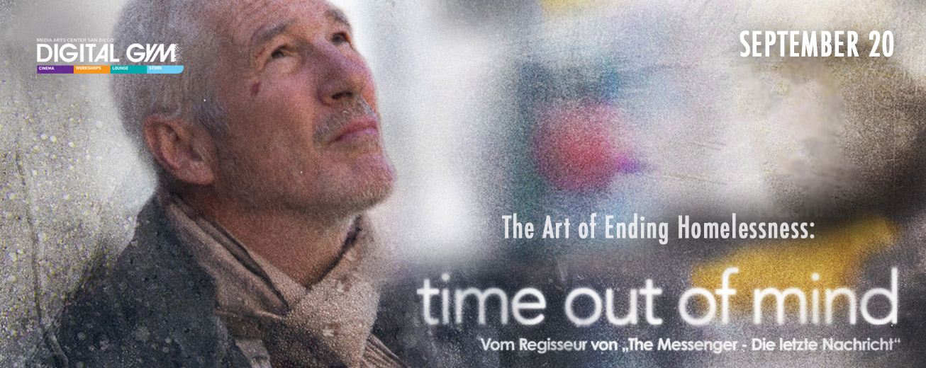 The Art of Ending Homelessness: Time Out of Mind  (Presented by Father Joe's Villages)