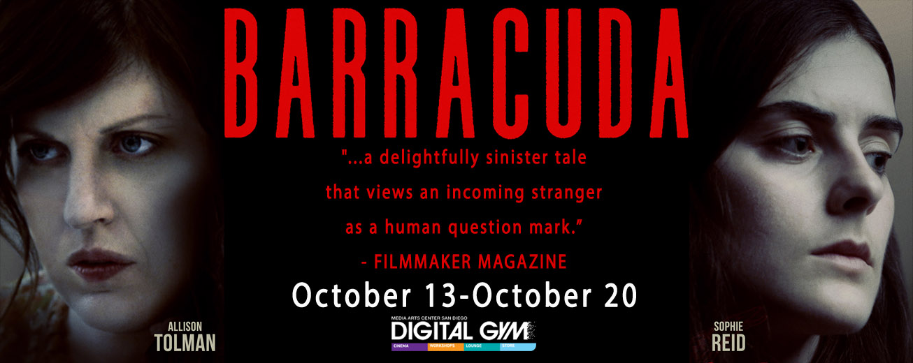 Barracuda – slow-burn thriller starring Allison Tolman (October 13 – October 19)