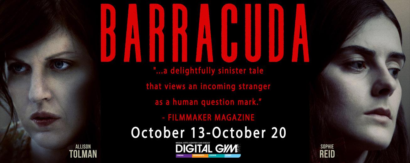 Barracuda Digital Gym Cinema San Diego