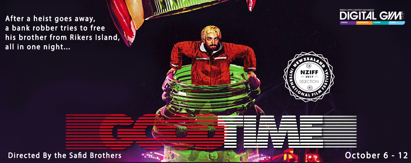 Last Chance Indies: Good Time (October 6 – October 12)