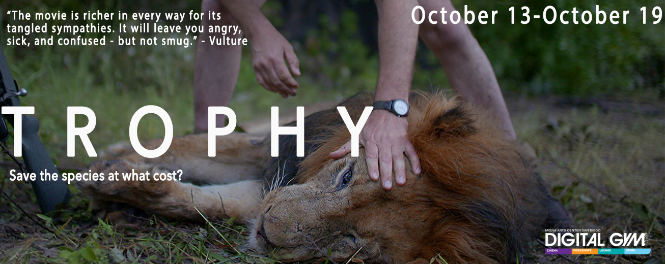 Trophy – in-depth look into the powerhouse industries of big-game hunting, breeding and wildlife conservation (October 13 – October 19)