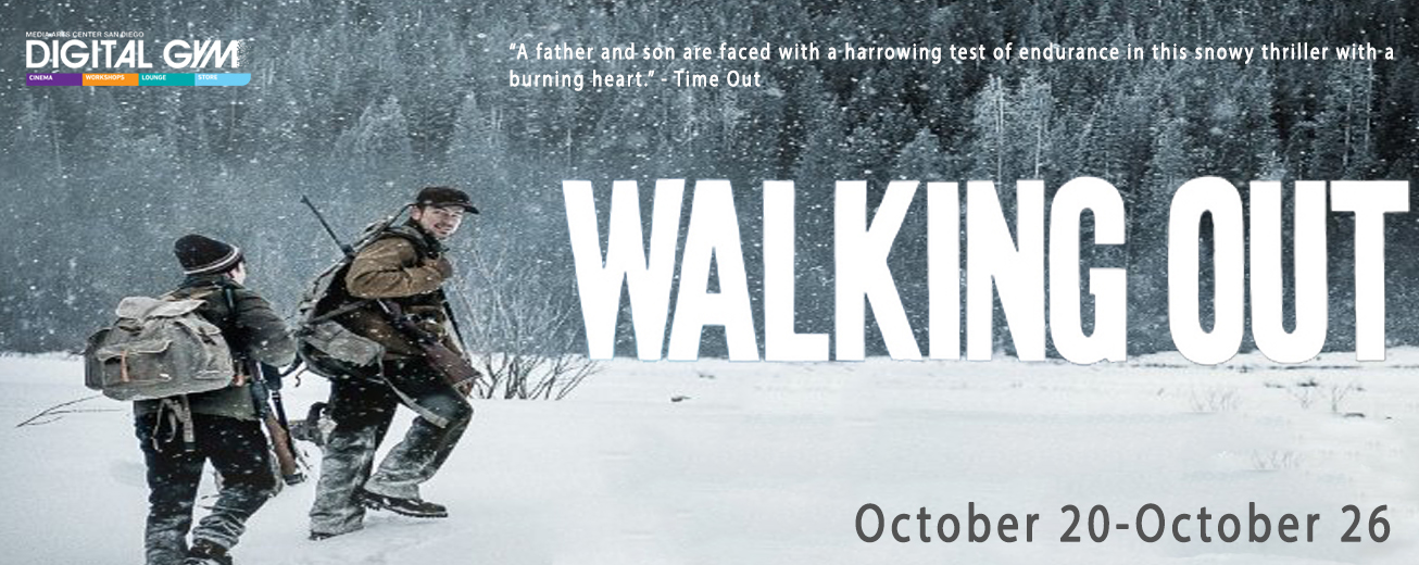 Walking Out – tale of survival starring Matt Bomer (October 20 – October 26)