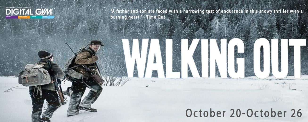 Walking Out – tale of survival starring Matt Bomer (October 20 – October 26)
