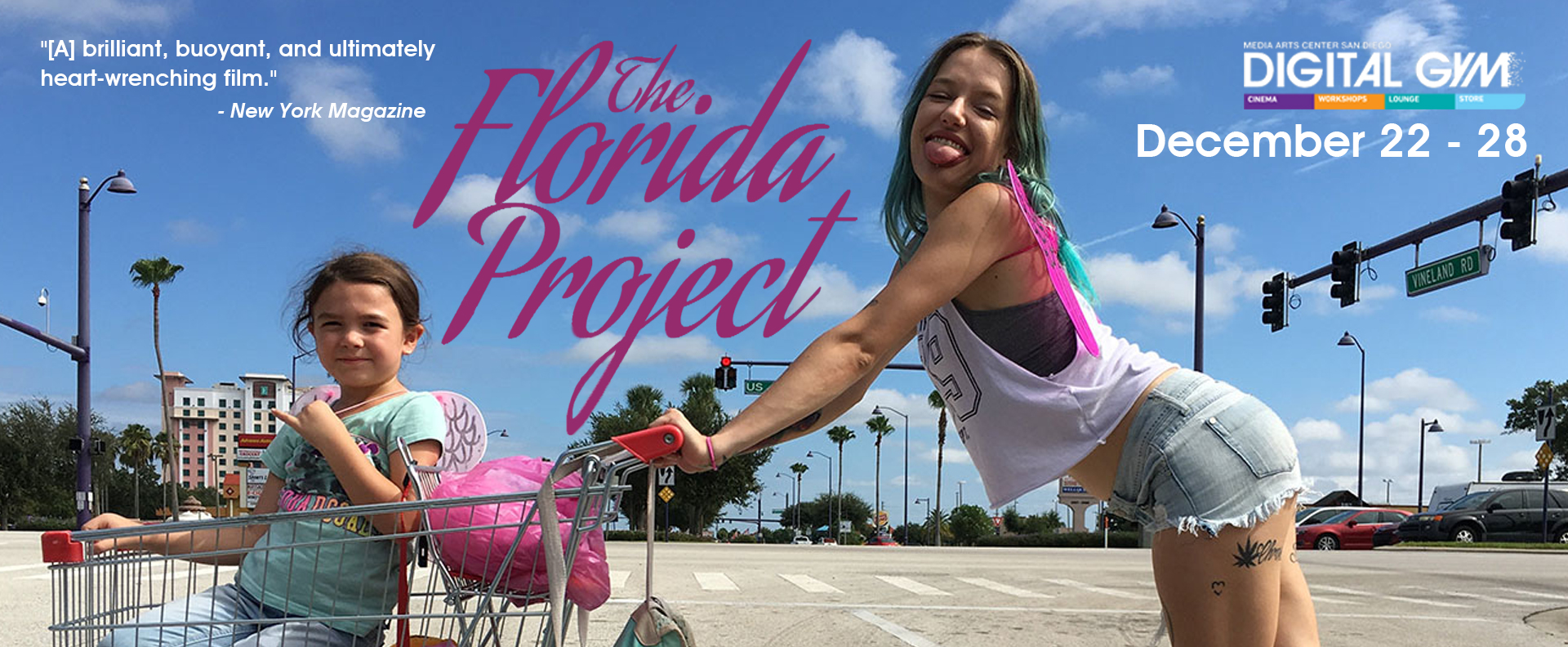 For Your Consideration: THE FLORIDA PROJECT (December 22-28)