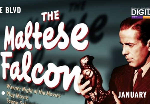 NOIR ON THE BLVD: The Maltese Falcon (January 28)