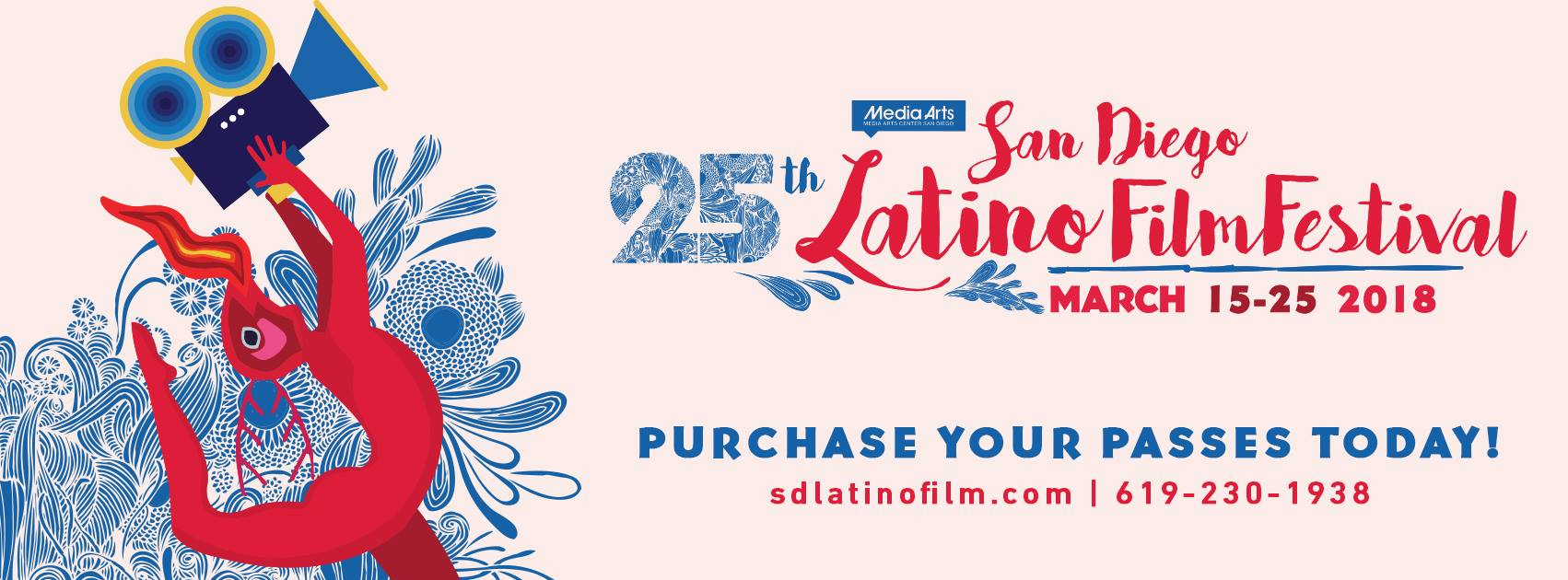 25th San Diego Latino Film Festival Now Playing (March 15-25)