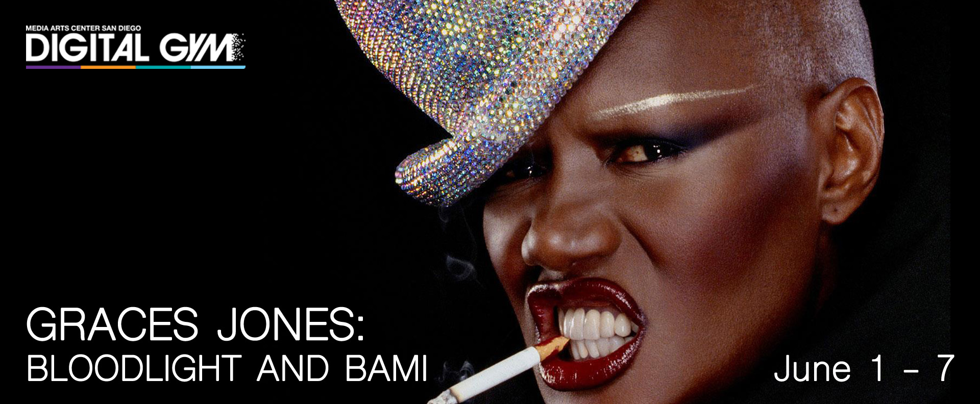 Last Chance Indies: GRACES JONES: BLOODLIGHT AND BAMI (June 1 – 7)