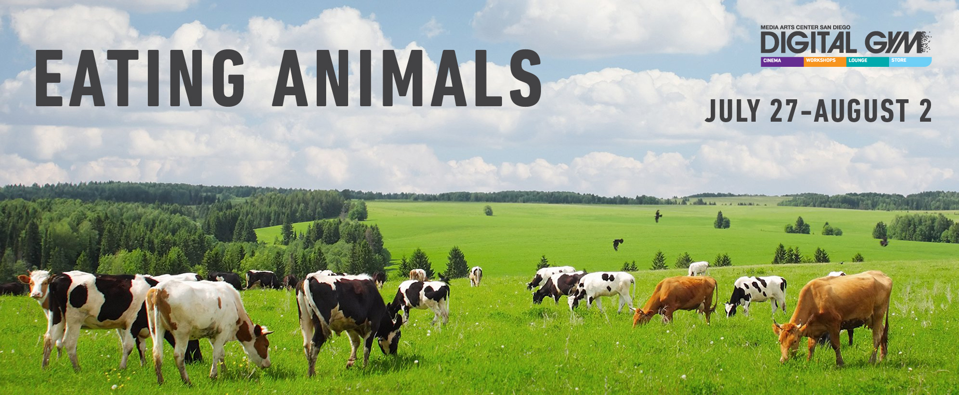 Eating Animals (July 27 – August 2)